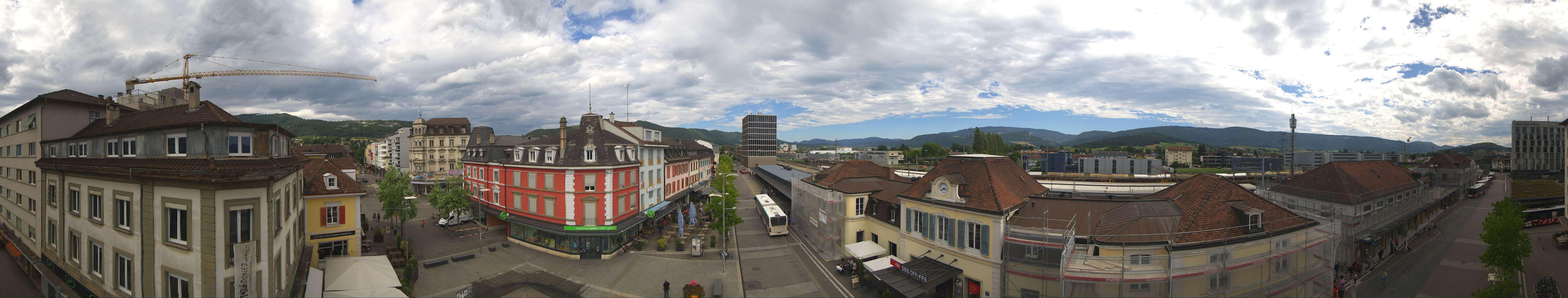 Webcam Delémont