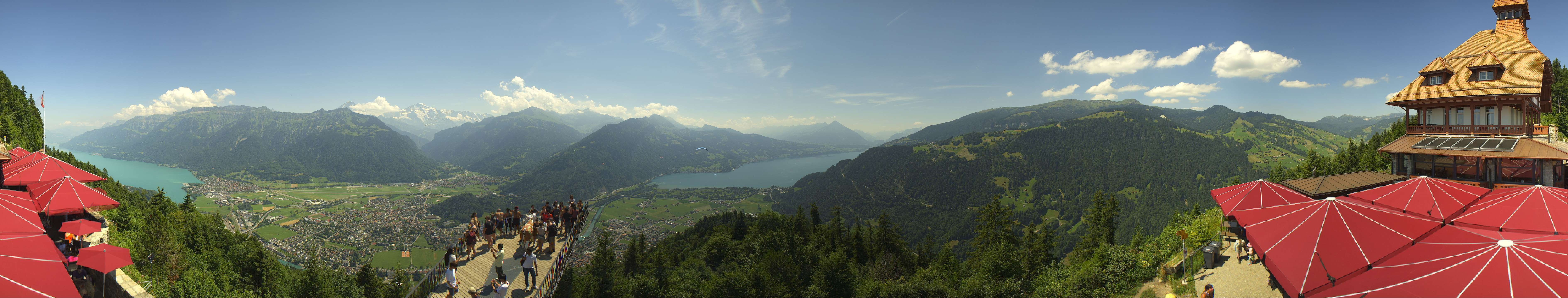 Webcam Harder Kulm Interlaken