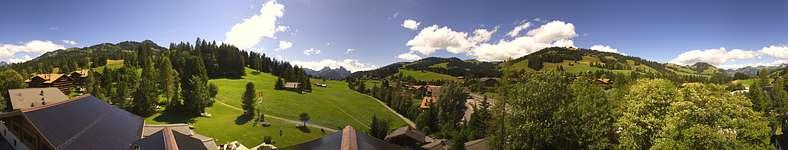 Webcam Badesee Davos Munts