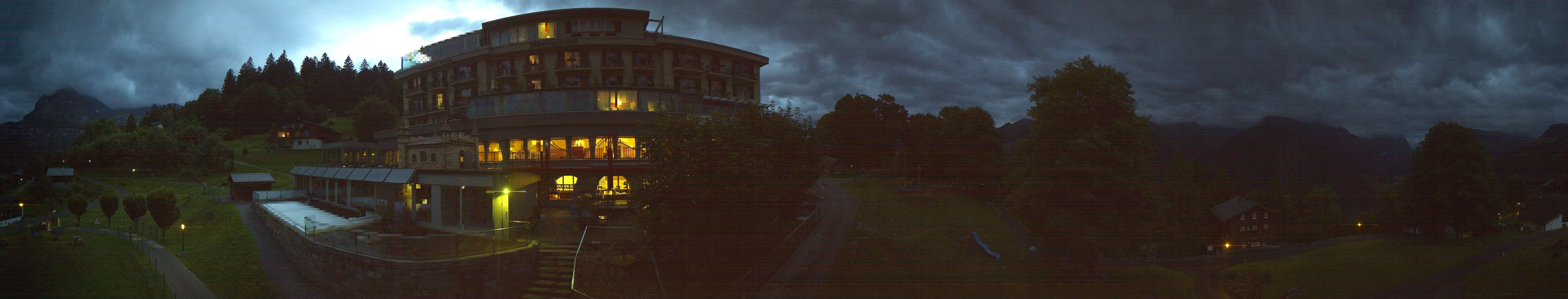 Webcam Märchenhotel Braunwald