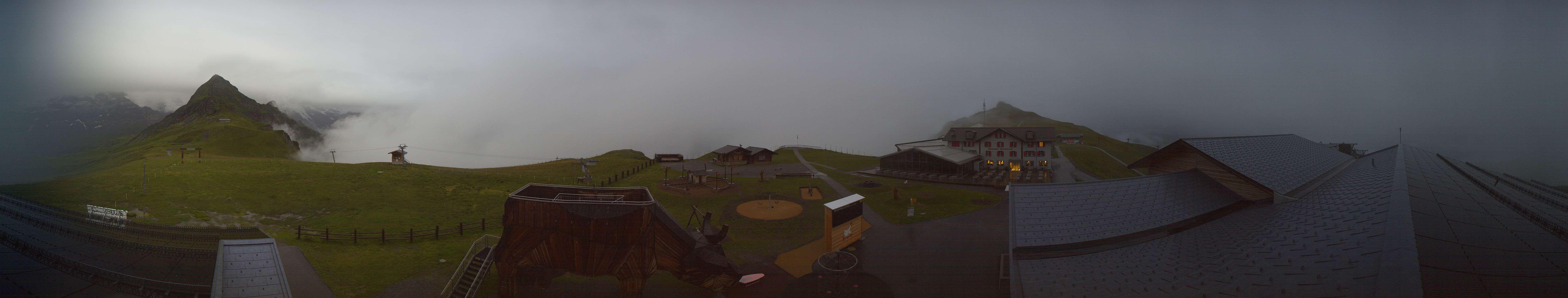 Webcam Grindelwald Männlichen