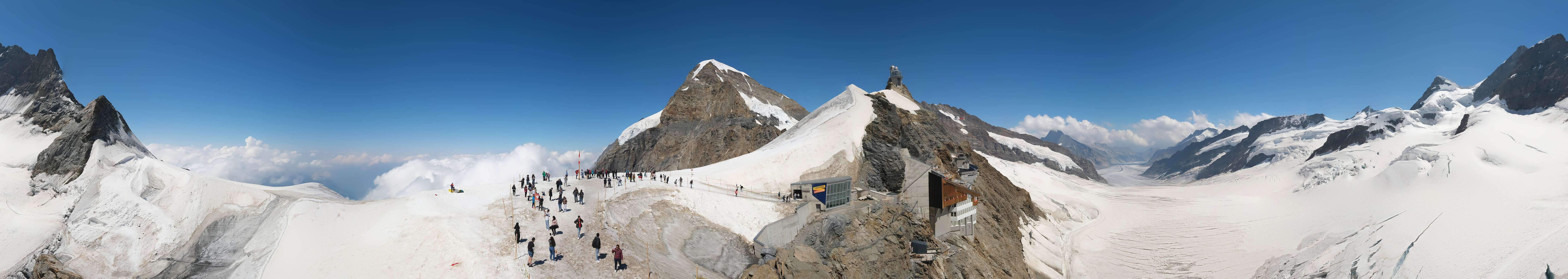 Livecam Jungfraujoch
