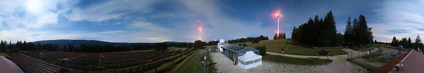 Webcam Mont-Soleil