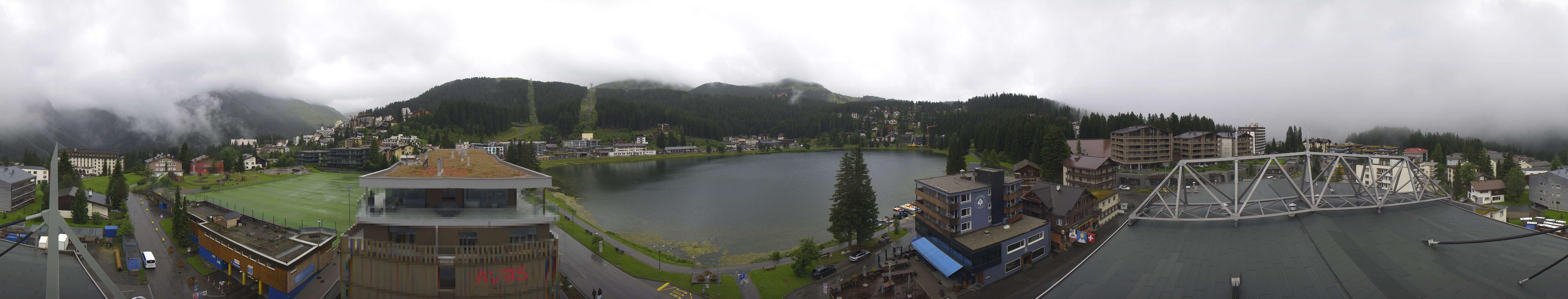 Webcam Arosa Dorf