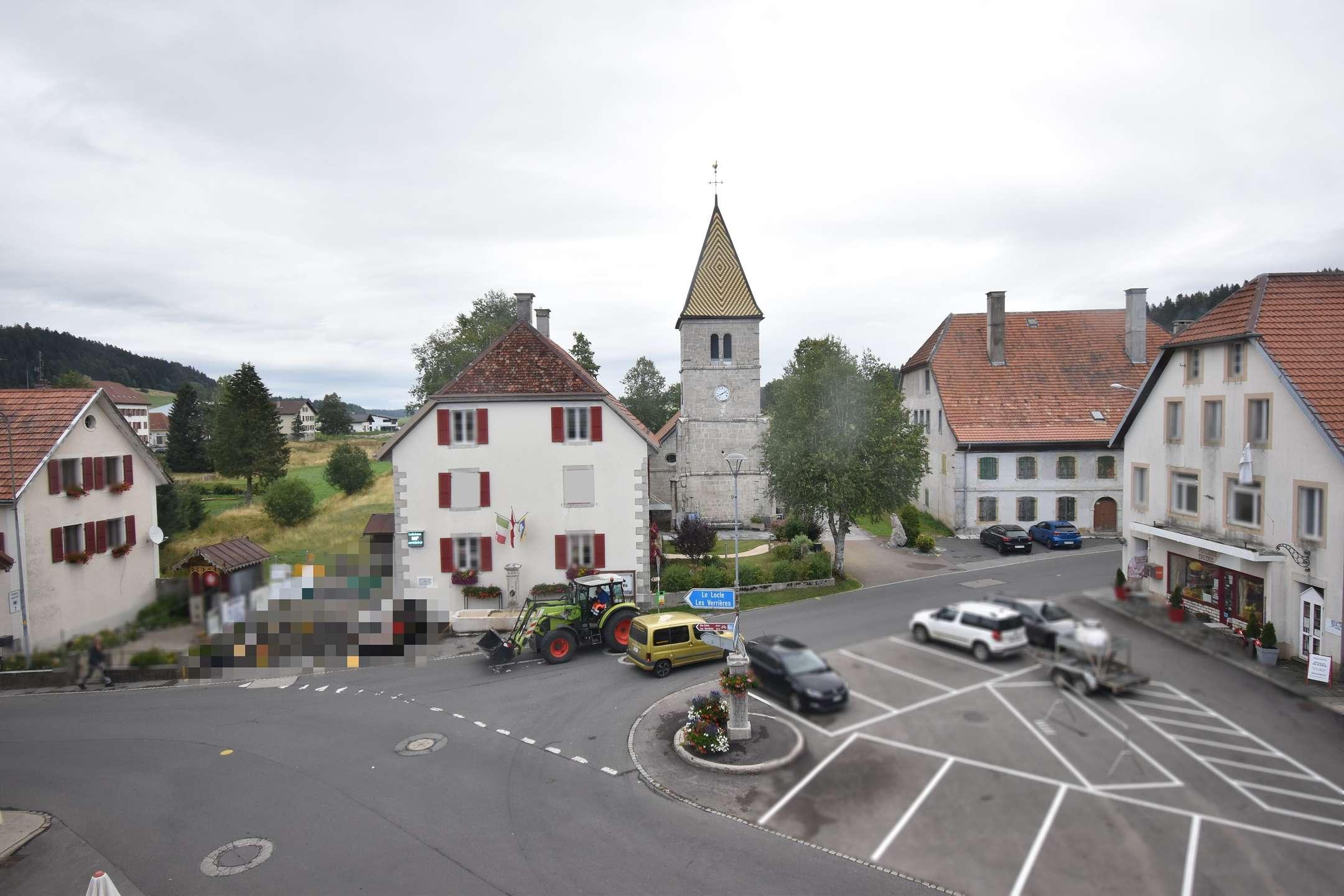 Webcam La Brévine