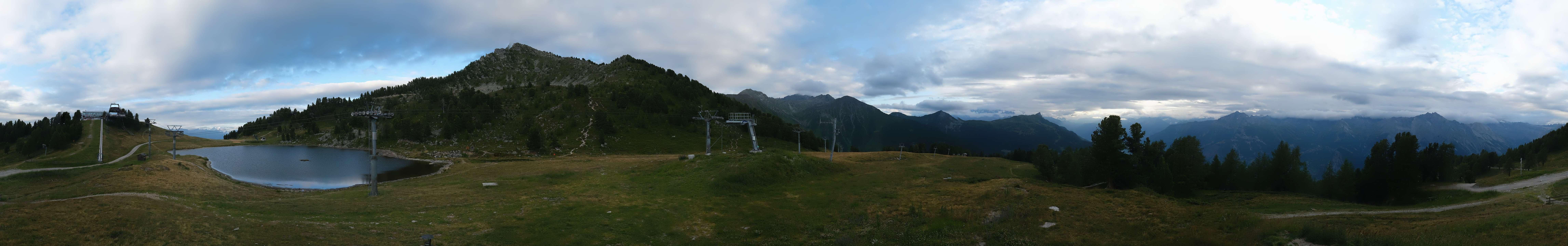 Webcam Lac de Tracouet