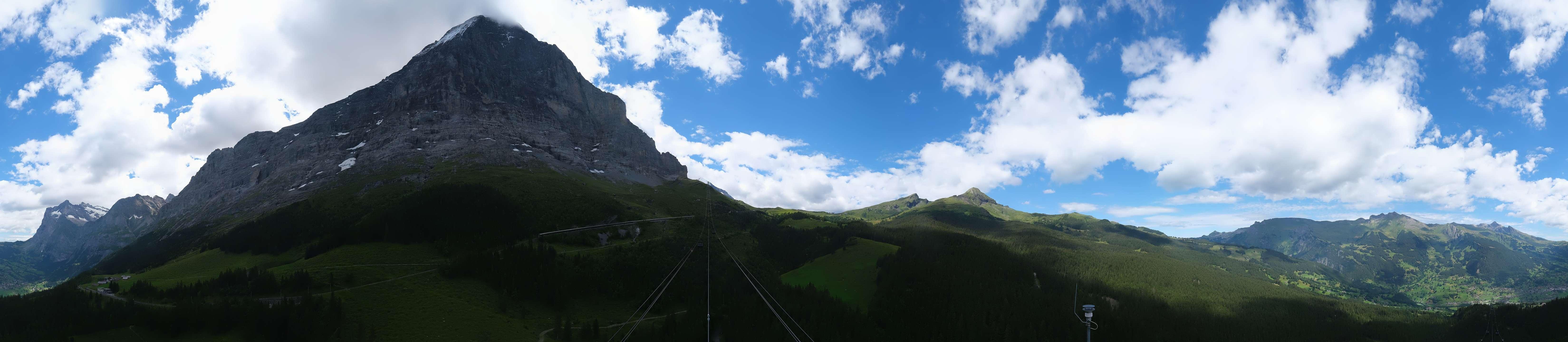Webcam Grindelwald Eiger Express