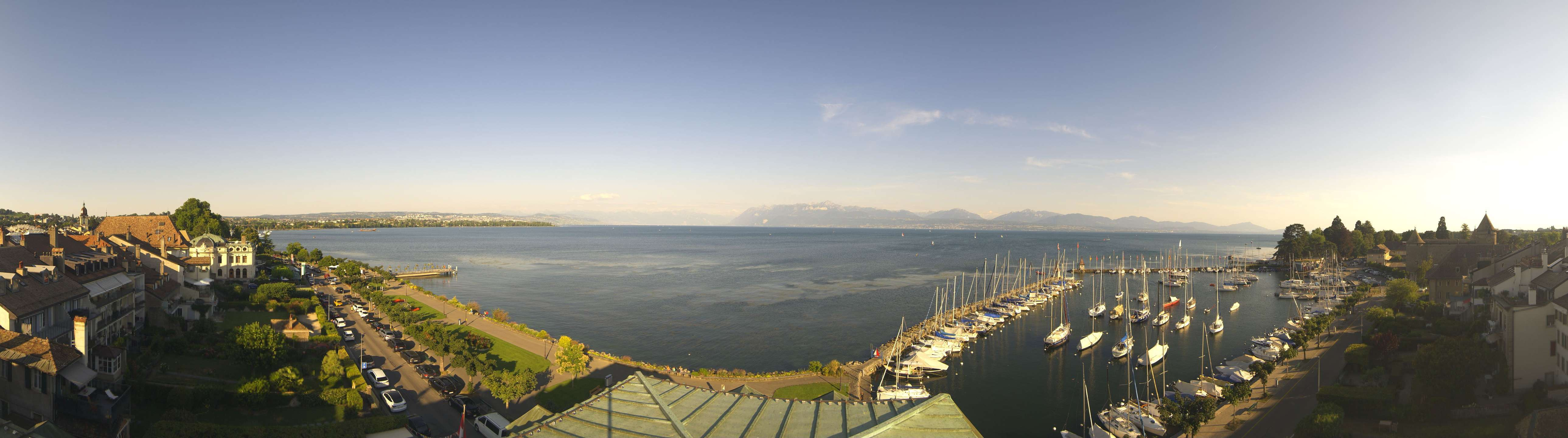 Webcam Morges Port